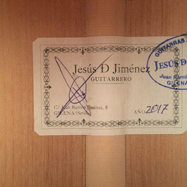 Jesus de Jimenez 2017 cedro 4