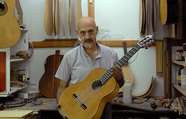 Guitarras Francisco Sánchez