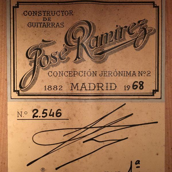 Jose Ramirez 1968 IM 2