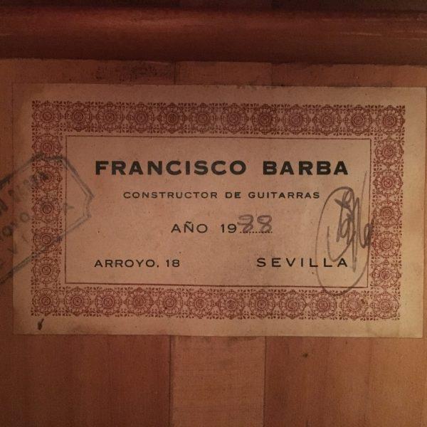 Francisco Barba 1988 2