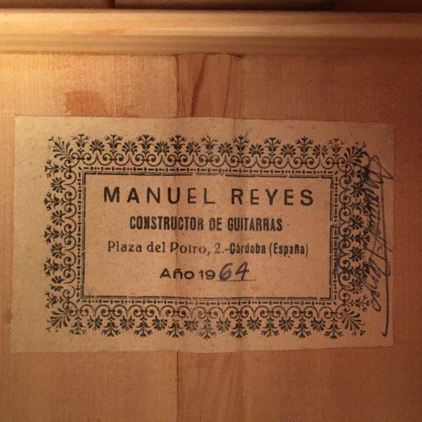 Manuel Reyes 1964 4
