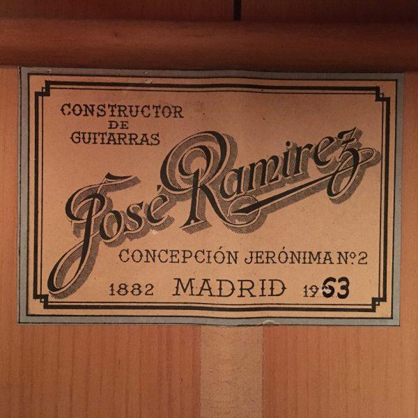 Jose Ramirez 1963 FM 2