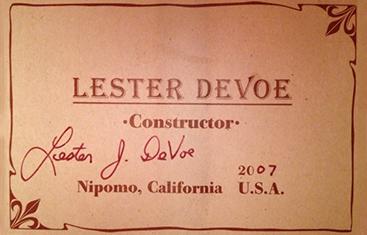 Lester Devoe