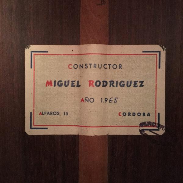 Miguel Rodríguez 1965 3