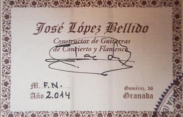 José López Bellido