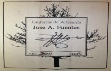 José A. Fuentes